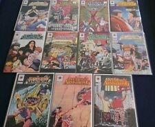Archer & Armstrong Lot Of 11 Comics Valiant Nm/Mt