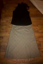 Ladies top sz 14 by Dorothy Perkins and skirt A-line sz 14 by BHS set