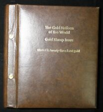Gold Nations of the World    23 Nations    23K Gold