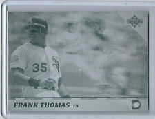 1992 Upper Deck Team MVP Holograms FRANK THOMAS #52  (2064)