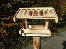 Mangeoire Nichoir Petit Mangeoire à Oiseaux Nature Nr. 21 pour Attacher