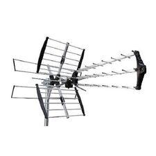 VHF/UHF HDTV 60 Mile Fringe Yagi Antenna