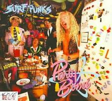SURF PUNKS - PARTY BOMB USED - VERY GOOD CD