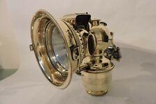 Miller Carbide bicycle lamp