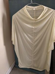 COS IVORY TOP SIZE SMALL