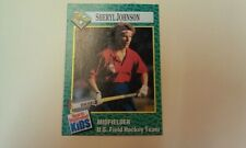 New listing Sheryl Johnson Field Hockey #153 Sports Illustrated for Kids SI For Kids Olympic