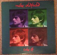 Mike Oldfield - Take Four 1978 white vinyl 12 inch vinyl single