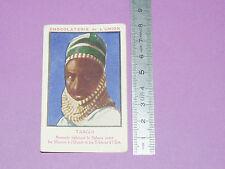 CHROMO 1935-1939 CHOCOLAT DE UNION TARGUI SAHARA MAGHREB AFRIQUE TIBBOUS MAURES