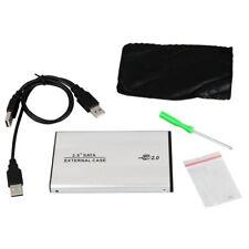 """2.5"""" BOITIER DE DISQUE DUR HDD PORTABLE SATA A 500GB T4A5"""