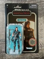 Star Wars The Vintage Collection Cara Dune Mandalorian Carbonized New FREE SHIP