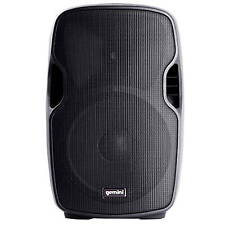 """Gemini AS-08BLU 8"""" 500W Active Powered Bluetooth Loudspeaker DJ Speaker Monitor"""