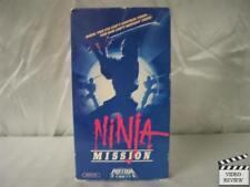 Ninja Mission VHS Christofer Kohlberg, Hanna Pola; ENG