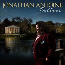 JONATHAN ANTOINE Believe (2016) 13-track CD album NEW/SEALED Britians Got Talent