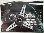 1969 Austin 1300 GT The One GT That Just Had To Be Sales Brochure