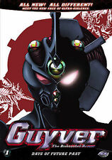 Guyver: The Bio-Boosted Armor - Vol 1 with 32 page booklet - BRAND NEW Anime DVD