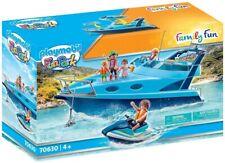 Playmobil® Family Fun 70630 Fun-Park - Yate con Moto de agua