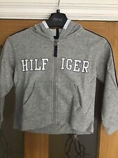 NEW TOMMY HILFIGER LITTLE GIRLS FULL ZIP HOODIE SIZE SMALL