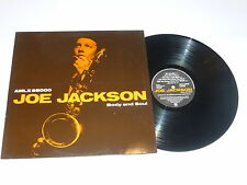 JOE JACKSON - Body And Soul - 1984 UK 9-track LP (A&M Demo)