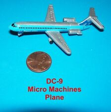 Micro Machines  DC-9 ( miniature plane )   NEW