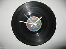 Vinyl Record Wall CLOCK Retro Recycled Album Gift Art  Zeppelin Pink Floyd Who