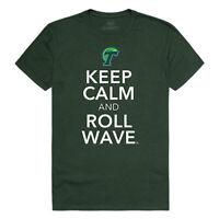 Tulane University Green Wave NCAA Keep Calm T-Shirt