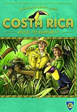 Costa Rica Rainforest Tile Board Game Mayfair Games MFG 4140 Lookout Games