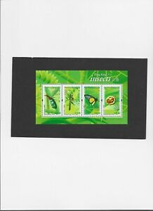 "HONG KONG SS  #904a MNH F-VF ""Insects"" 2000 issue"
