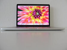 Apple MacBook PRO Retina 15 i7 2,5 GHz 16GB RAM 512GB SSD M370X Sierra 2015