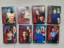 Smallville Seasons 1 - 8