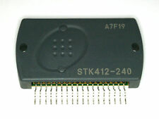 1 ORIGINAL NEW IC SANYO STK412-240 + HEAT SINK COMPOUND
