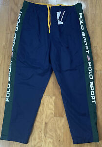 Polo Sport Ralph Lauren Eton Field Mesh Lined Athletic Pants, Men's XL, NWT $148