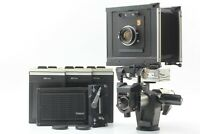 🔹N MINT🔹 Sinar C 4x5 45 Large Format Camera + Fujinon W 150mm f5.6 more Japan