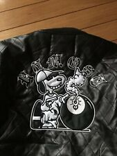 Utmost Snoopy Bomber Jacket XXL Supreme Vintage Skate Sold Out Rare