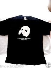 Vintage PHANTOM OF THE OPERA Pantages Theatre Toronto Shirt (Size X-LARGE)