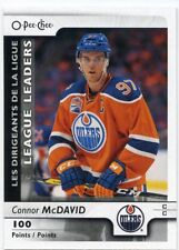 17/18 O-PEE-CHEE OPC LEAGUE LEADERS #591 CONNOR MCDAVID OILERS *39204