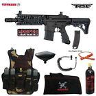 Tippmann Maddog TMC MAGFED LT Tactical Camo Paintball Gun Package