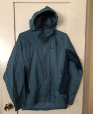 Patagonia Men's Soft Shell Rain Wind Breaker Jacket Torrentshell H2NO XS