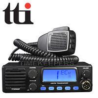 TTI TCB-900 DSS 12-24V Integral Front Speaker Mobile CB Radio