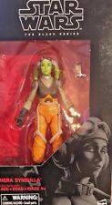 Star Wars The Last Jedi Figure Toy Black Series Captain Hera Syndull Pre Order