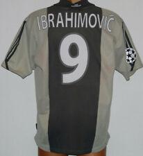 Ajax Ibrahimovic shirt maglia 2001 2002 Umbro UCL Champions league XL