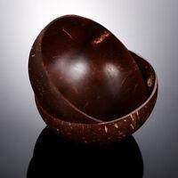 Bols à fruits artisanat bols à crème glacée noix de coco naturelle FR