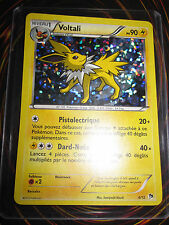 POKEMON NEUF PROMO VOLTALI 6/12 2013 MACDO HAPPY MEAL MINT HOLO FRENCH NEUVE