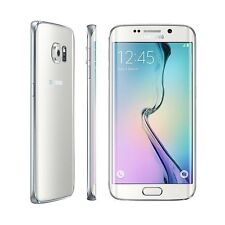 Samsung Galaxy S6 Edge 32GB White Pearl Unlocked A *VGC* + Warranty!!