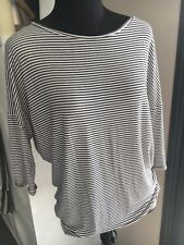 PROMOD tee Shirt Marinière Manches 3/4 Taille 40