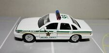 ROAD CHAMPS ORANGE COUNTY SHERIFF'S OFFICE 1:43 SCALE DIECAST METAL POLICE CAR