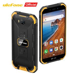 Ulefone Armor X6 Unlocked Smartphone Dual SIM 16GB Android Cell Phone Waterproof