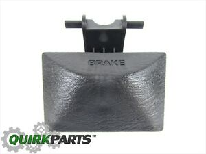 Dodge Ram 1500 2500 3500 Parking Brake Handle Dark Slate Gray MOPAR GENUINE OEM