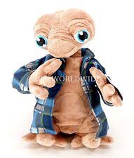 "NEW Universal Studios E.T. Extra Terrestrial In Bathrobe Plush 11"""