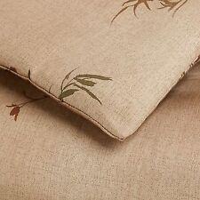 QUEEN Duvet Calvin Klein HOME PRAIRIE SAND =>100% pure Egyptian cotton sateen
