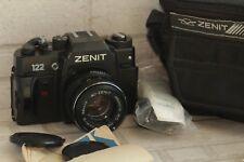 Zenit-122 Zenit 122 with Helios-44M-6 lens SLR camera M42 Russian